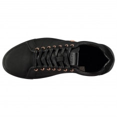 Luke 1977 Haskell Quilted Trainers