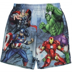 Character Board Shorts Boys