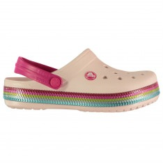 Crocs Sequin Band Ch99