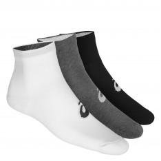 Asics 3pk Qtr Sock Sn00