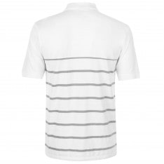 Slazenger Jaquard Polo Shirt Mens