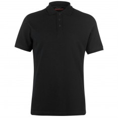 Pierre Cardin Plain Polo Shirt Mens
