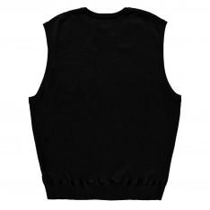 Fusion V Neck Vest Sweatshirt Mens