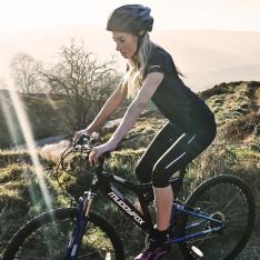 Muddyfox Cycle Padded Capris Ladies