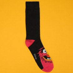Disney Muppets 3 Pack Crew Socks Mens
