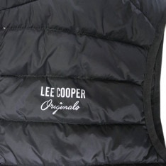 Men's vest Lee Cooper Down Hooded