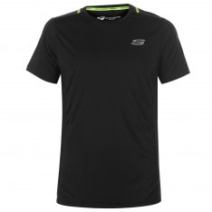 Skechers Mesh Back T Shirt Mens