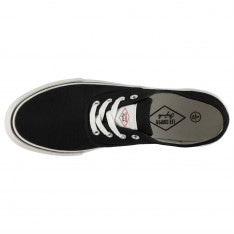 Lee Cooper Canvas Val Shoes Juniors
