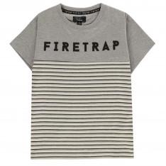 Firetrap 3 Piece Jogger Set Junior Boys