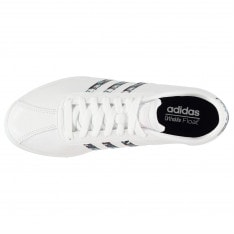 Adidas Court Set Leather Ladies Trainers
