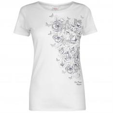 Lee Cooper Fashion T Shirt Ladies
