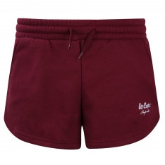 Lee Cooper Fleece Shorts Ladies