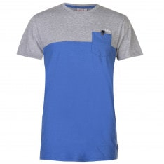 Lee Cooper C and S T Shirt Mens