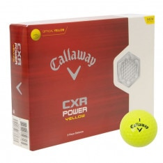 Callaway CXR Power Golf Balls 12 Pack