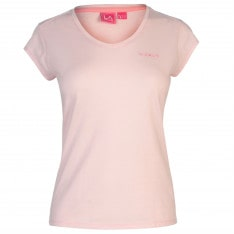 LA Gear V Neck T Shirt Ladies