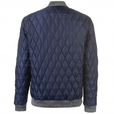 No Fear Quilted Bomber pánska budna