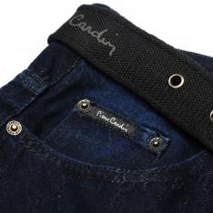 Pierre Cardin Web Belt Mens Jeans