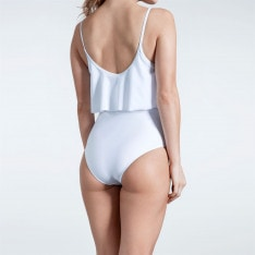 USA Pro Frill Swimsuit Ladies
