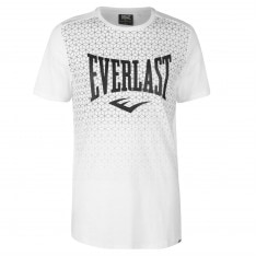 Everlast Geometric Print T Shirt Mens