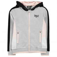 Everlast Contrast Colour Hoody Junior Girls