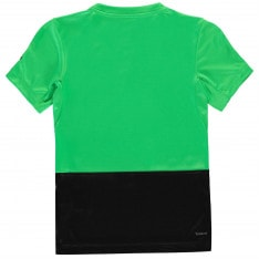Adidas Training Colour Block T Shirt Junior Boys