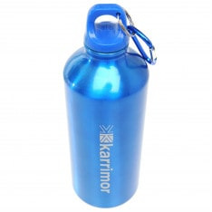 Karrimor Aluminium Drinks Bottle 600ml