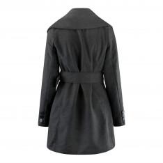 Lee Cooper Belted Coat Ladies