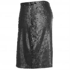 Golddigga Sequin Skirt Ladies