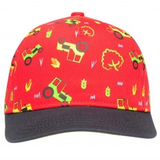Crafted All Over Print Cap Infant Boys