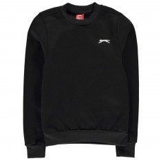 Slazenger Fleece Crew Sweater Junior Boys