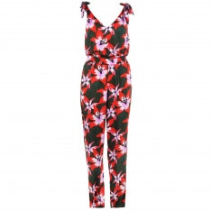 Noisy May Alpha All Over Print Jumpsuit