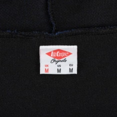 Lee Cooper Seal Knit Hooded Sweater Mens