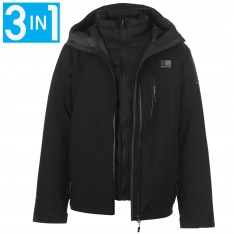 Karrimor Merlin 3in1 Jacket Mens