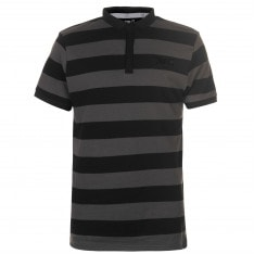 Everlast Stripe Polo Shirt Mens