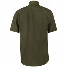 Pierre Cardin Military Short Sleeve Shirt Mens