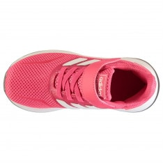 Adidas Falcon CloudFoam Infant Girls Trainers