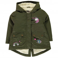 Crafted Essentials Parka Coat Infant Girls
