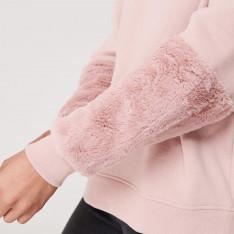 Golddigga Sleeve Detail Sweater Ladies