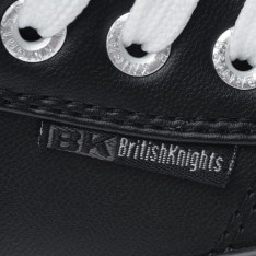 British Knights Roco PU Hi Tops Ladies