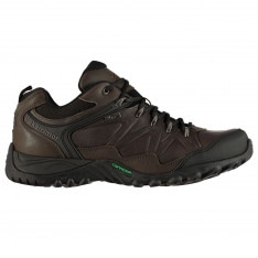 Karrimor Ridge Leather Walking Shoes Mens