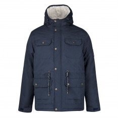 Lee Cooper Hooded Parka Jacket pánske