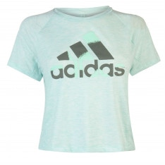 Adidas Boxy T Shirt Ladies