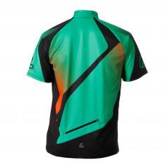 Löffler Tri Active Half Zip Cycling Jersey Mens