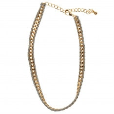 Golddigga Coin Choker Ladies