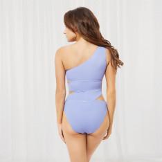 Bluebella Samar one shoulder swimsuit