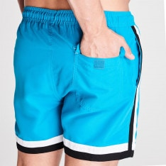 Pierre Cardin Panel Swim Shorts Mens