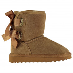 SoulCal Bodie Snug Boots Infant Girls