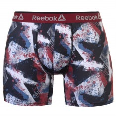 Reebok 2 Pack Charlie Trunks Mens