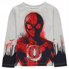 Character Long Sleeve T Shirt Junior Boys