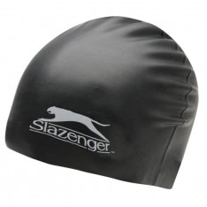 Slazenger Silicone Swimming Cap Juniors